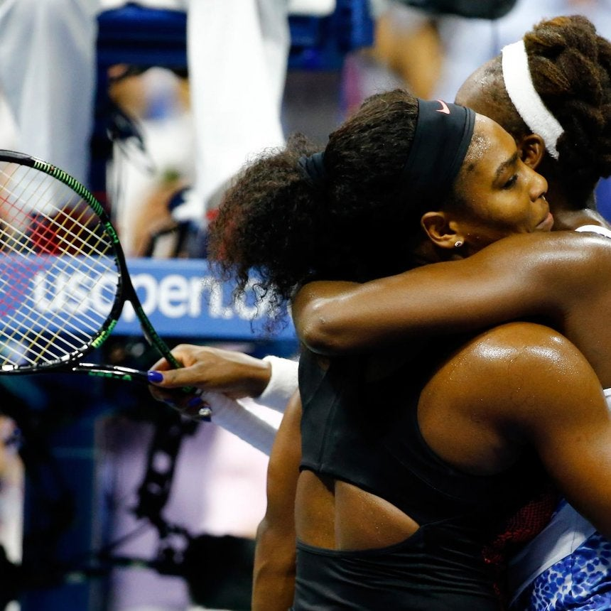 Serena Williams on Competing Against Venus: 'It's Going Against Your Best Friend'