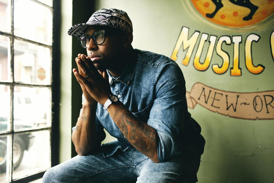PJ Morton on 'Live Show Killer,' Praising His Church Roots and What We Can Expect from His New Album