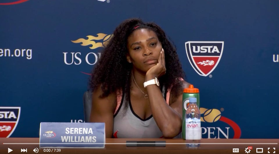 Must-See: Serena Williams Says What We Wish We Could in Super Real Exchange with a Reporter