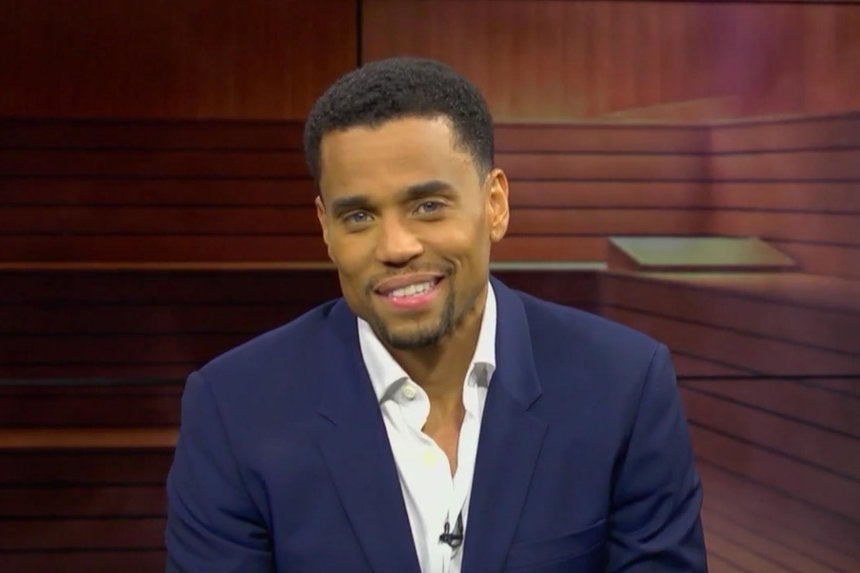 Sanaa Lathan Asks Michael Ealy Juicy Questions Live in 'The Steam ...