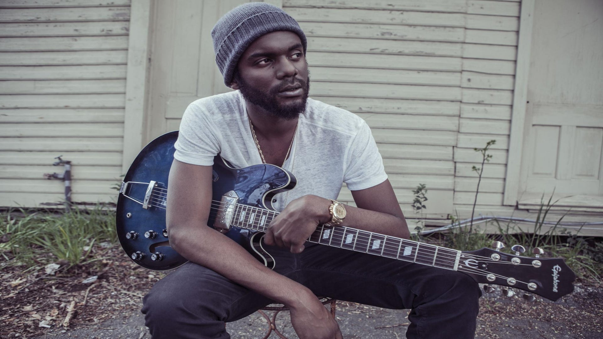 FriYAY! Gary Clark Jr.'s Acoustic Version Of 'Our Love' Will Gives You the Feels