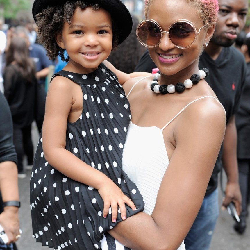 21 of the Most Stylish Kids at the ESSENCE Street Style Block Party