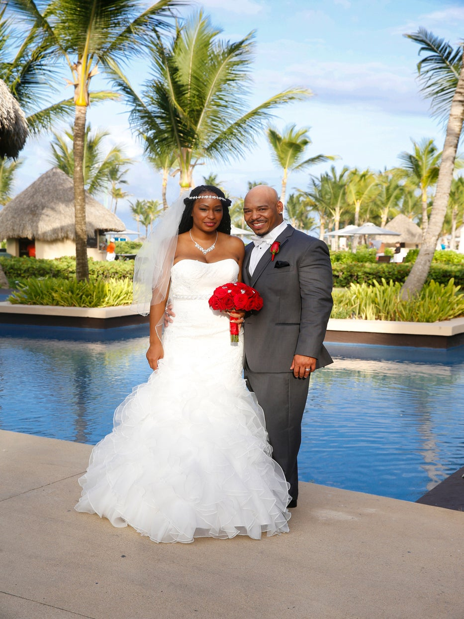 Bridal Bliss: Germaine and Charlie's Destination Wedding