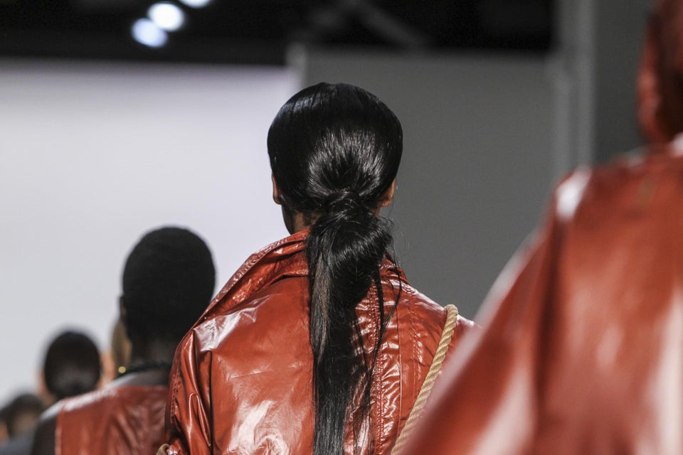 Is The Back Knot the New Top Knot?
