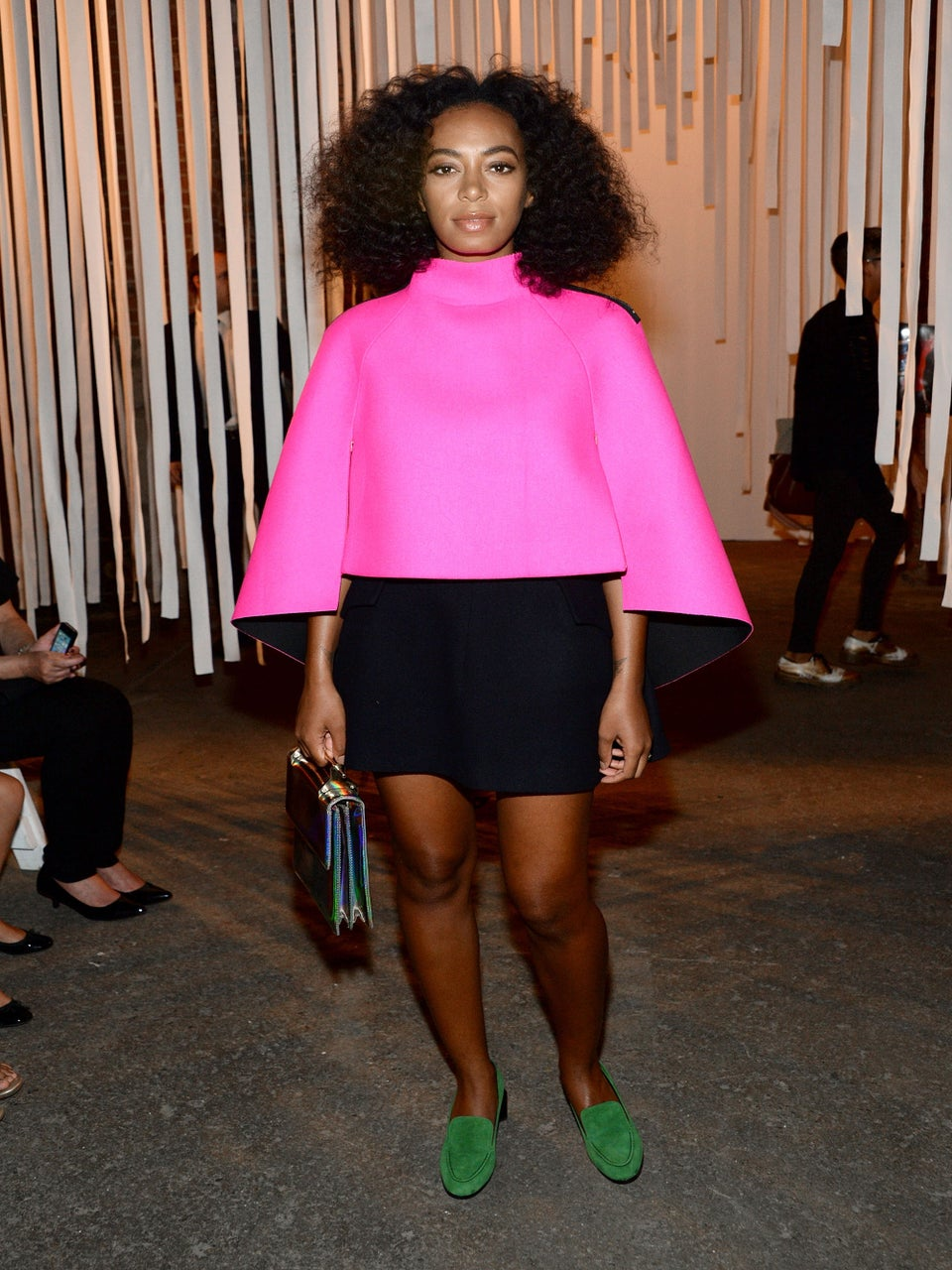 You'll Never Guess What R&B Singer Was Solange's Teenage Boo