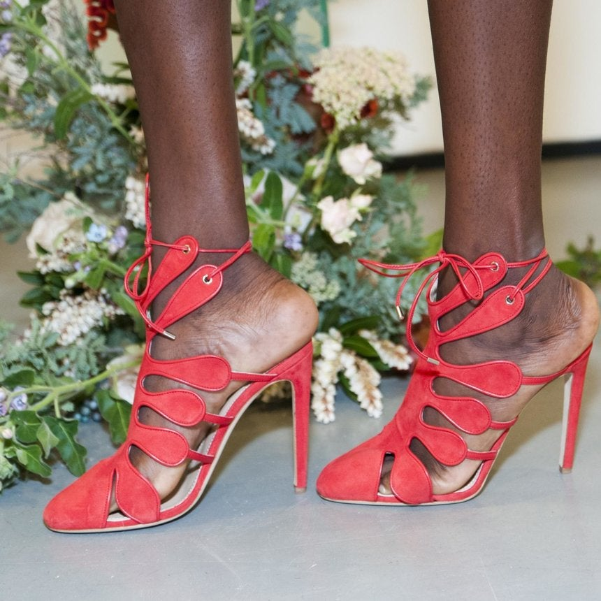 Started From The Bottom: The Ultimate Runway Shoes