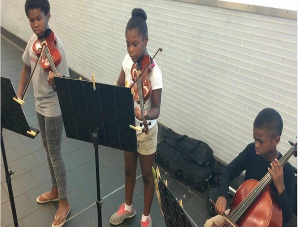 Must See: Watch Three Young Siblings Play Classical Music to Raise Money for the Homeless