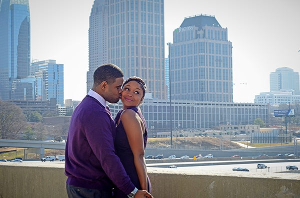 Just Engaged: A Mutual Friend Played Cupid For These Lovebirds