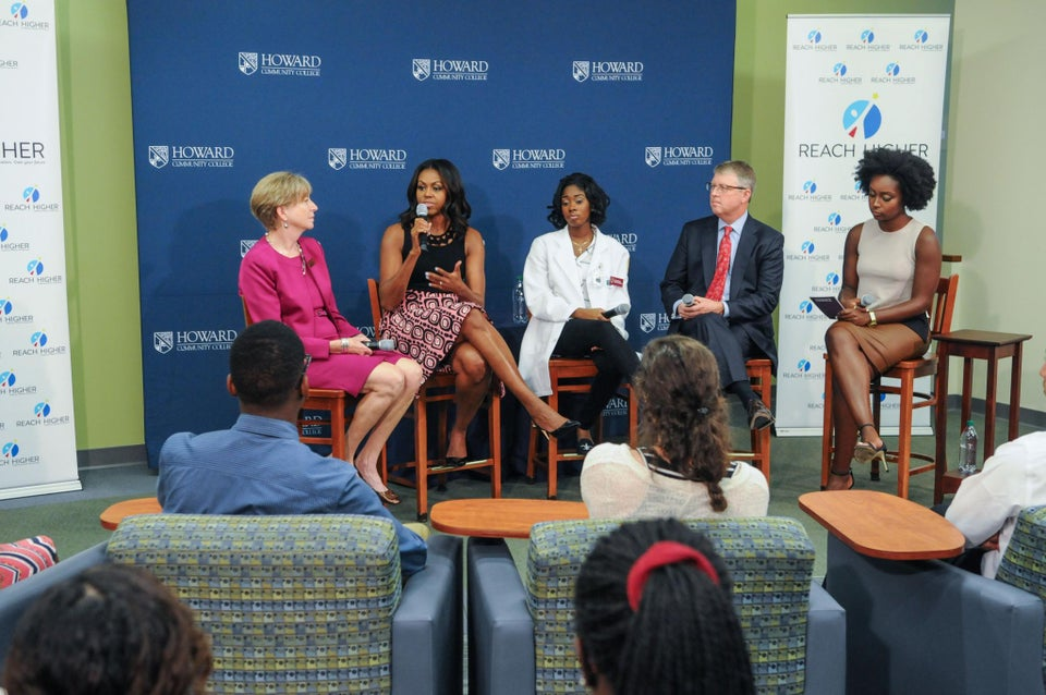 Watch Michelle Obama Team Up with ESSENCE to Discuss Higher Education at White House
