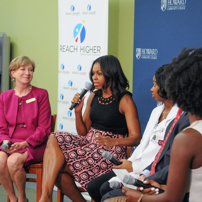 ESSENCE Kicks Off College Tour with Michelle Obama, Others on Education Panel