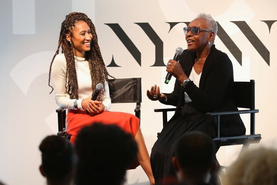 Bethann Hardison Continues Her Mission To Make Fashion More Diverse