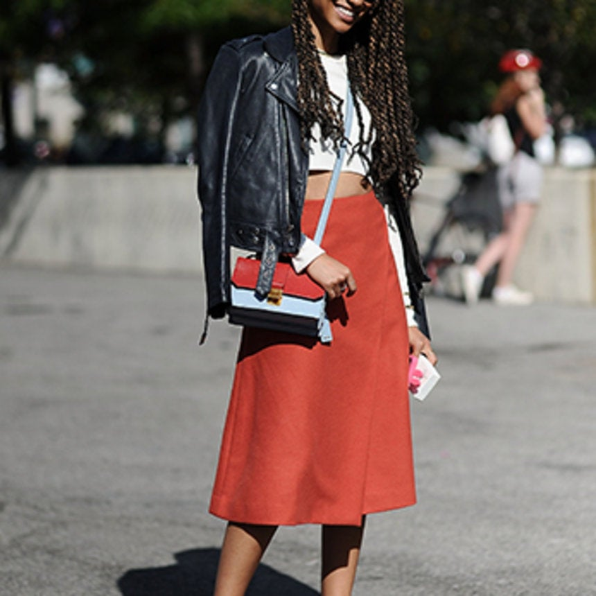 The Best Accessories on the Streets of NYFW