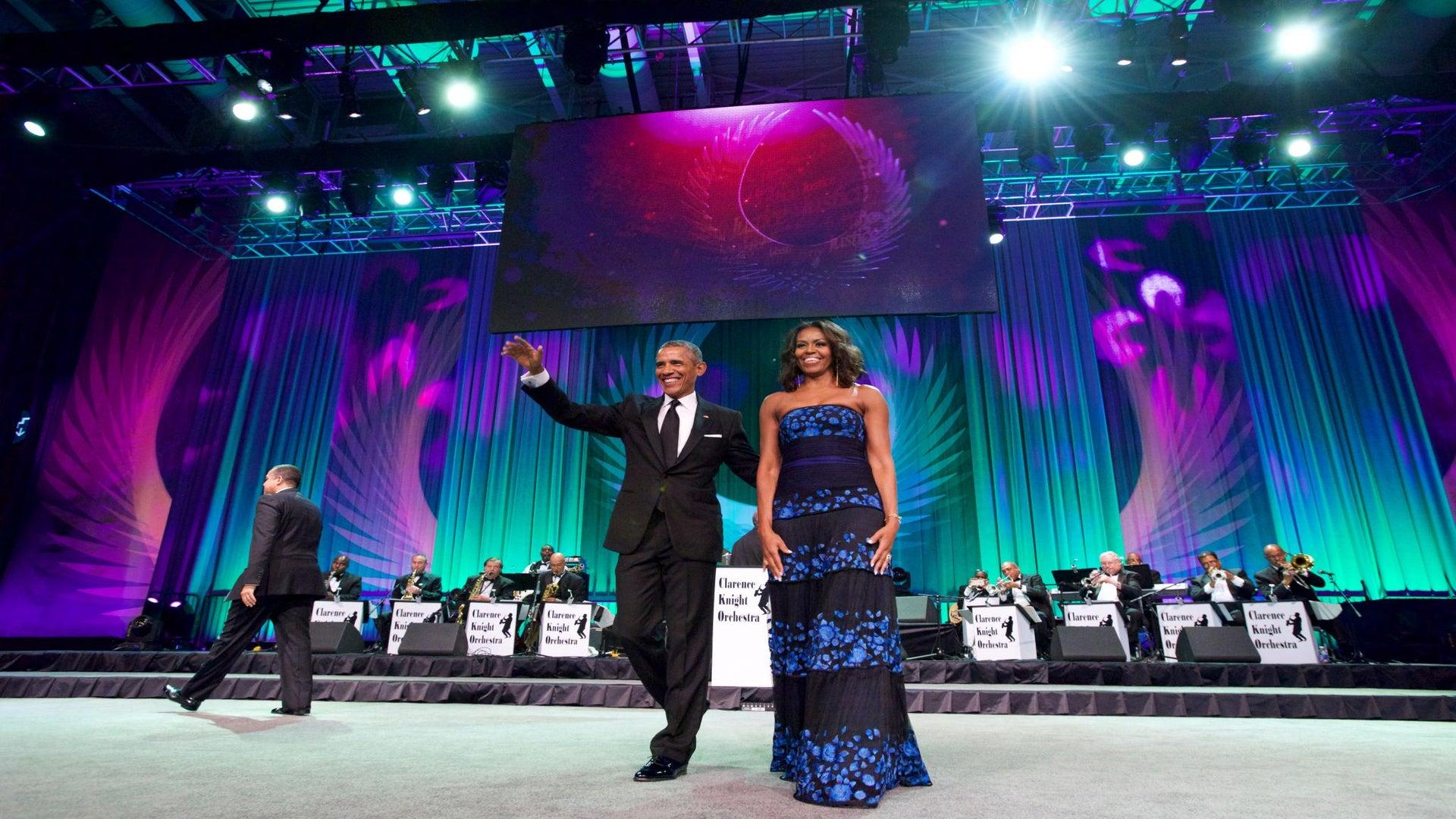 President Obama Makes Black Women the Focus in Congressional Black Caucus Speech