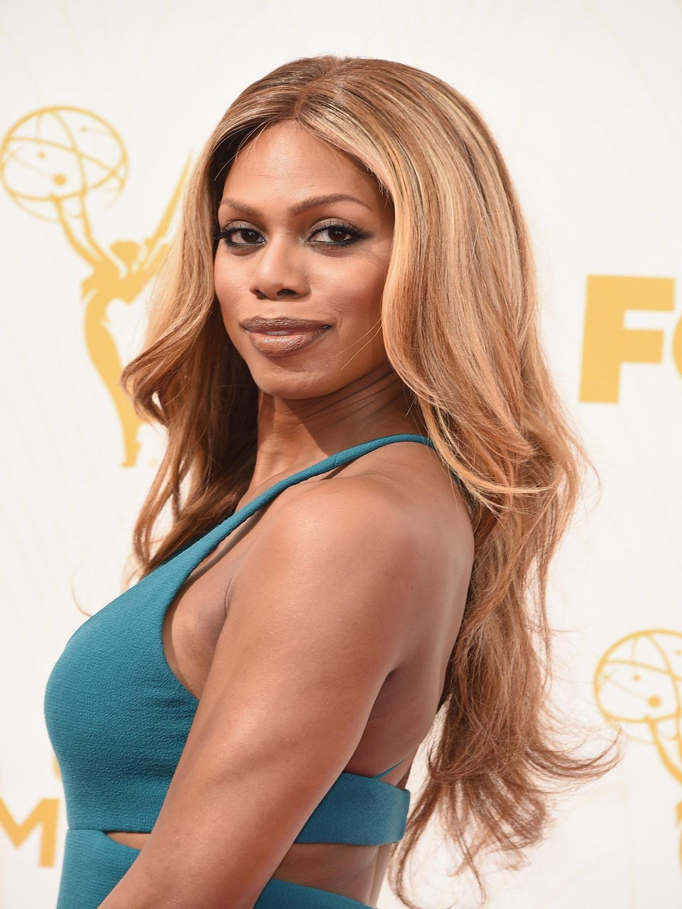 Get The Look: Laverne Cox at the Emmy Awards