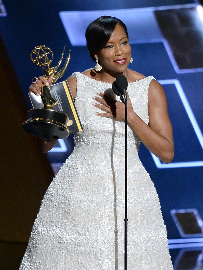 Regina King Wins Her First Emmy for 'American Crime'