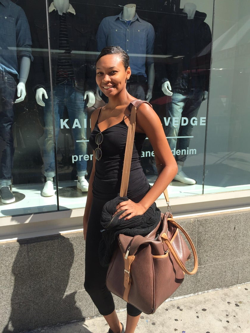 #ModelsOnDuty: TCM Pushes for More Models of Color in New York Fashion Week