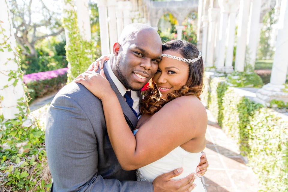 Bridal Bliss: Erica and Khambrel's Destination Wedding