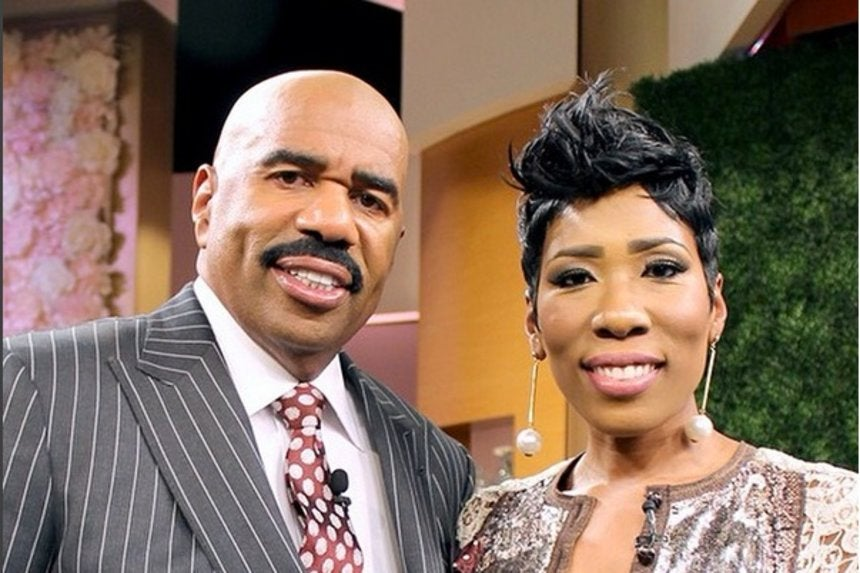Steve Harvey S Daughter Shows Off Her New Nursery See The