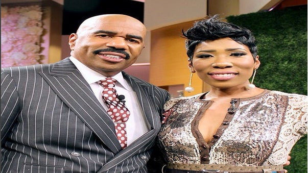 Steve Harvey's Daughter Shows Off Her New Nursery—See the Photos!