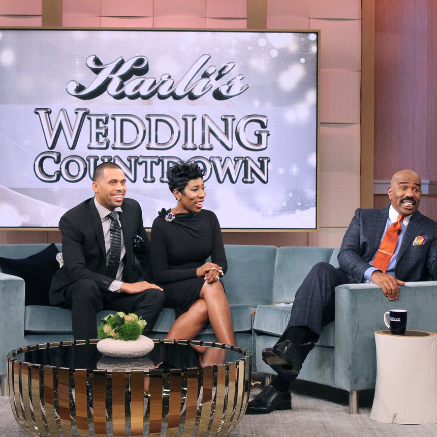 Steve Harvey Will Walk His Daughter Down the Aisle This Weekend