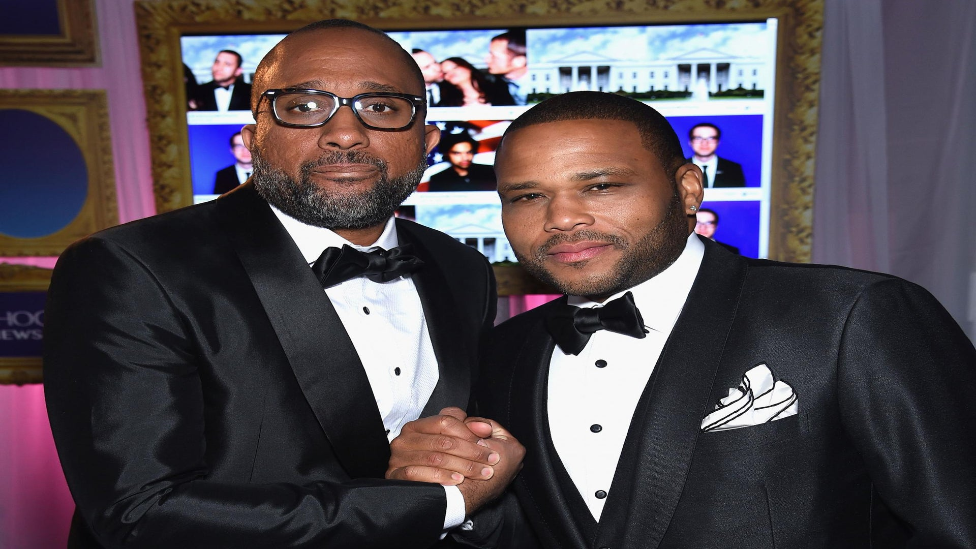 Keep It or Leave It? 'Black-ish's' Anthony Anderson and Kenya Barris Tackle the N-Word
