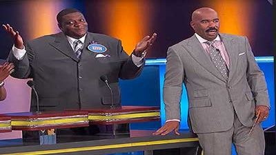 You Won't Believe What This Husband Revealed On 'Family Feud'