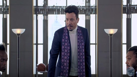 Jimmy Fallon's Parody of 'Empire' is the Best Thing You've Seen All Week