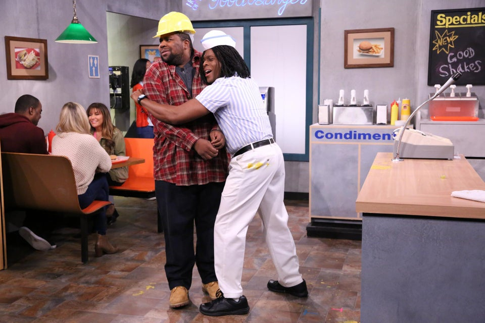 Must See: Jimmy Fallon Reunites 'Good Burger's' Kenan Thompson and Kel Mitchell and It's Absolutely Hilarious