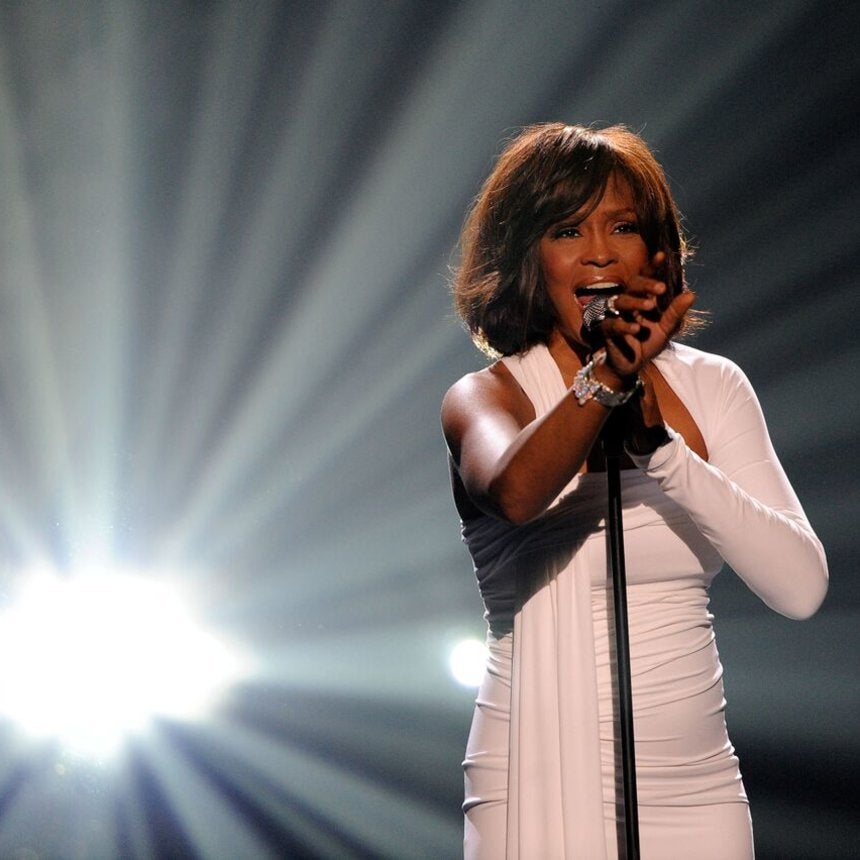 A Whitney Houston Documentary Will Debut At Tribeca Film Festival
