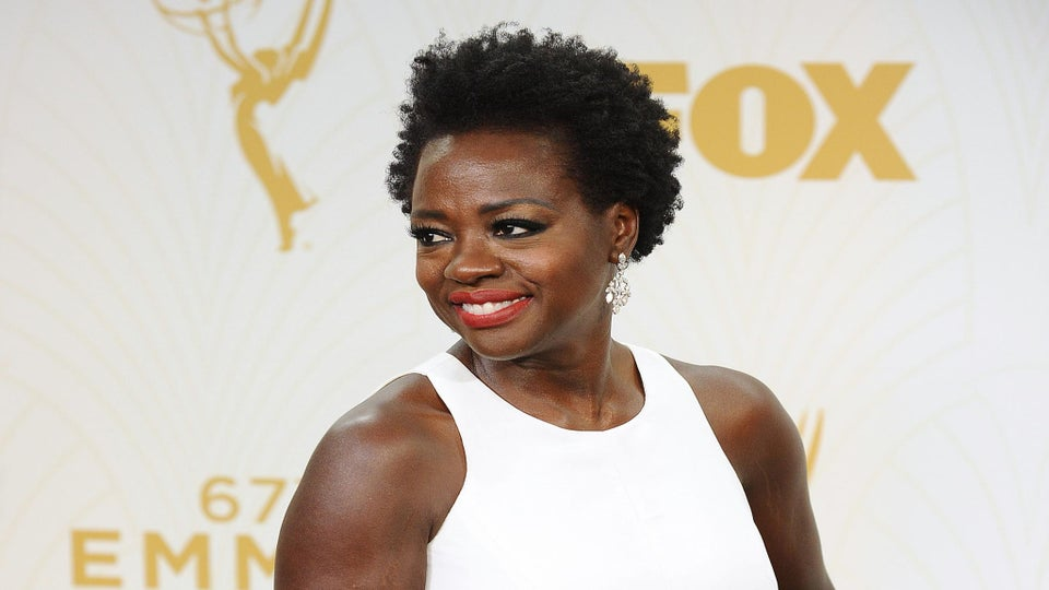Viola Davis Surprised by Emmy Win: 'I Keep Expecting to Be That Little Girl Who Loses'