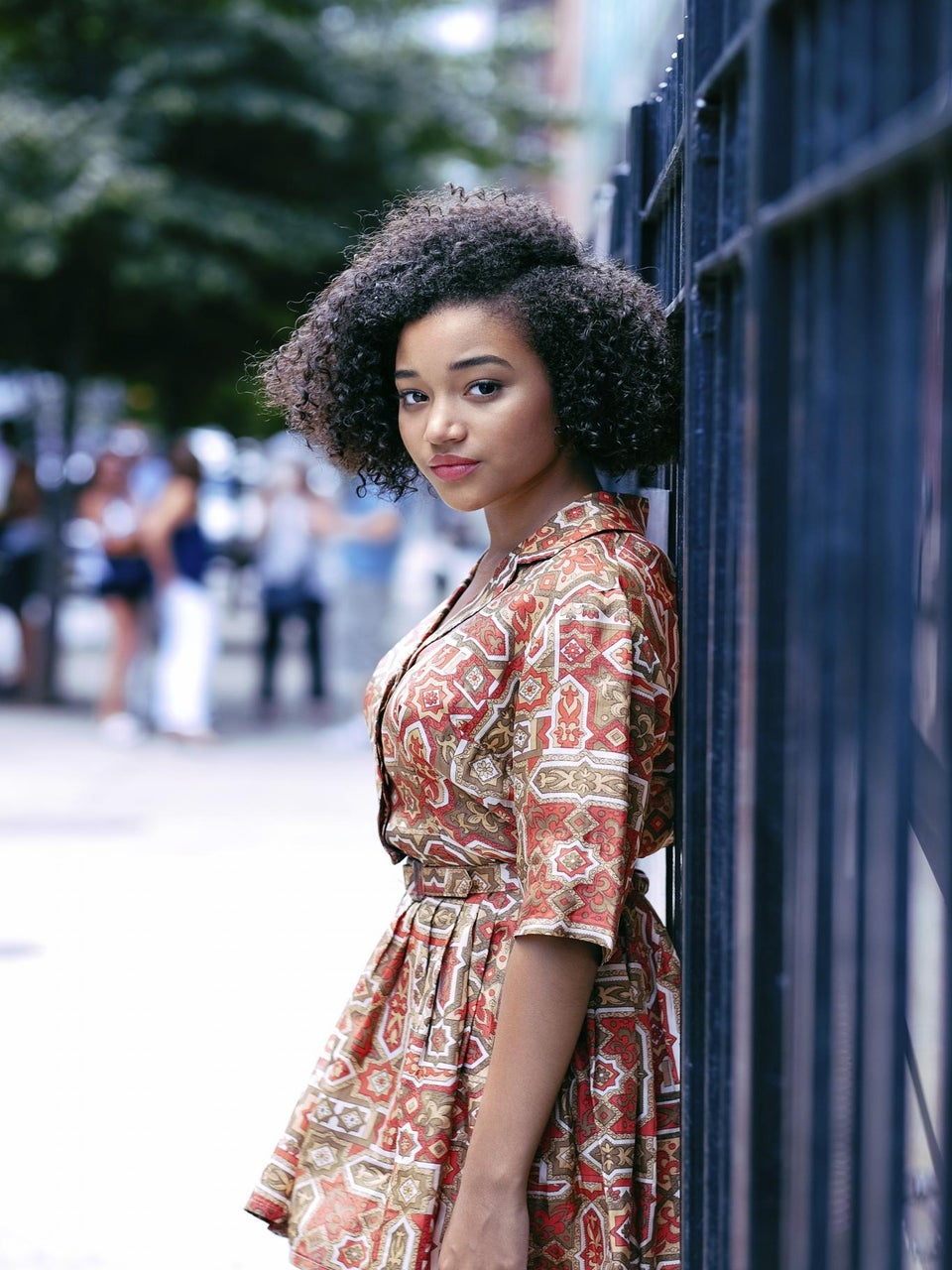 Amandla Stenberg: Changing The Conversation