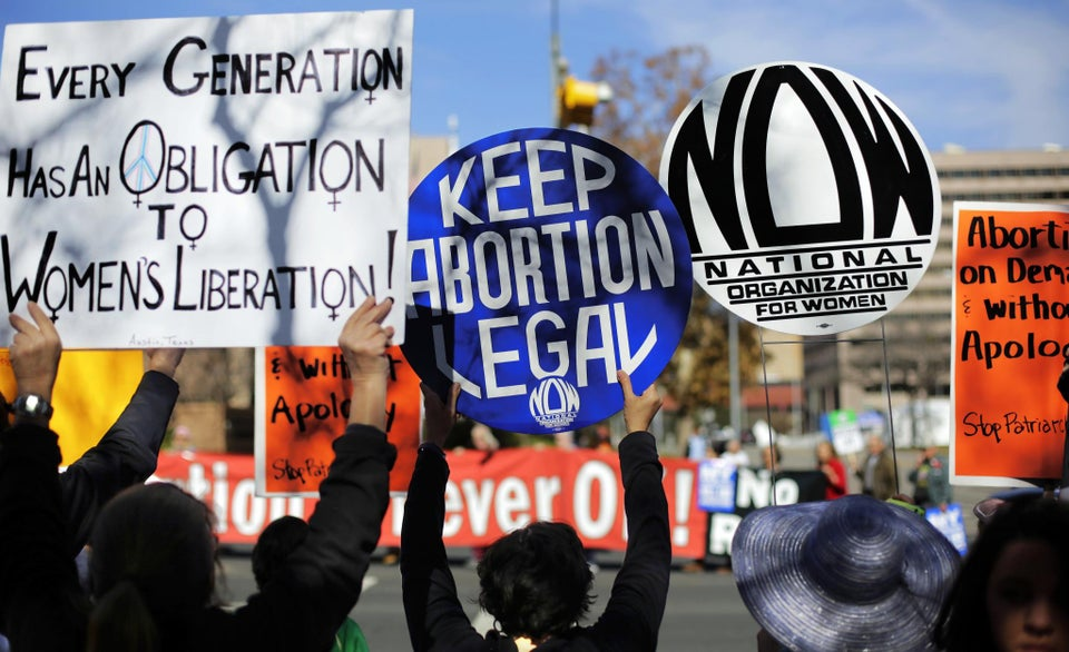 Activists Fight Intrusive Abortion Bill That Would Discriminate Against Women of Color