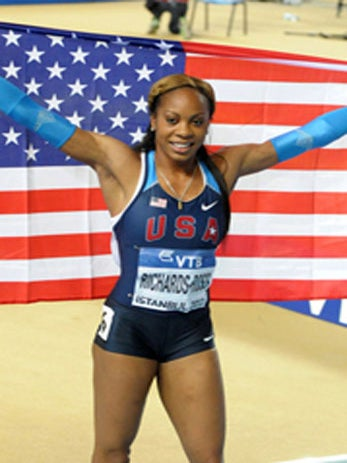 ESSENCE Network: Olympian Sanya Richards-Ross on Making Your Dreams a Reality