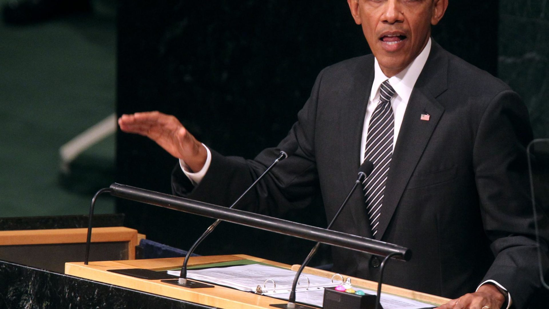 President Obama on Police Brutality: 'The African-American Community is Not Making This Up'