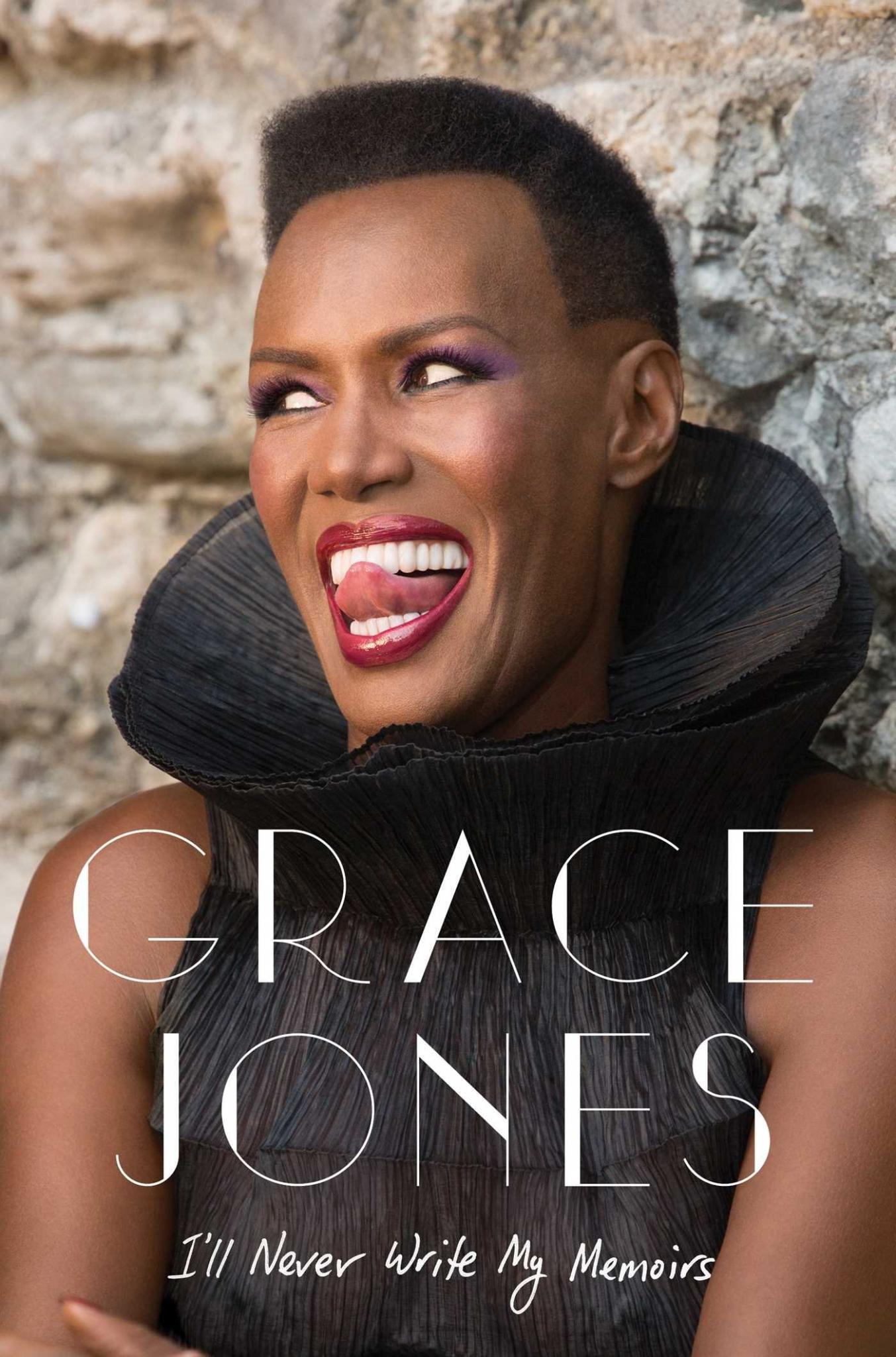 Grace Jones Looks Back At Her Colorful Life in Sizzling New Memoir