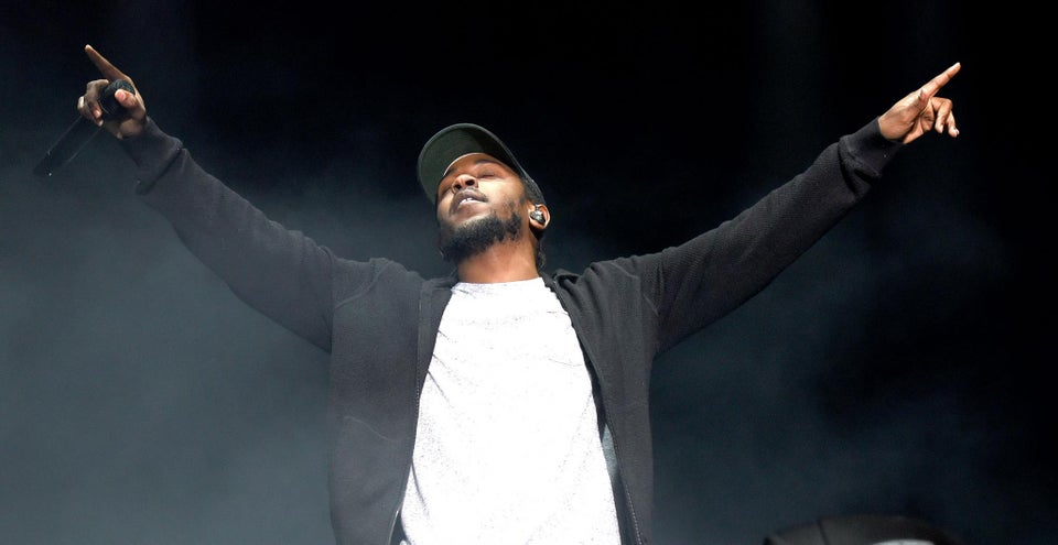 Kendrick Lamar To  Perform Live With The National Symphony