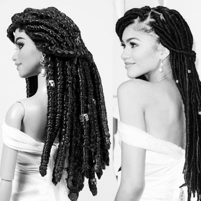 Must-See: Get Your First Look at Zendaya's Barbie Doll