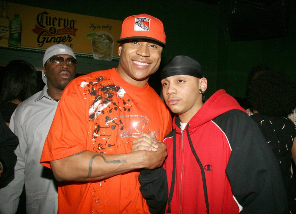 LL Cool J's Son Arrested After NYC Restaurant Altercation