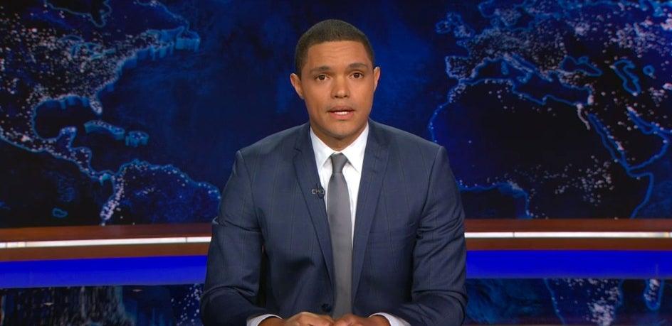 Trevor Noah Takes a Dig at Kanye, Praises Kendrick Lamar