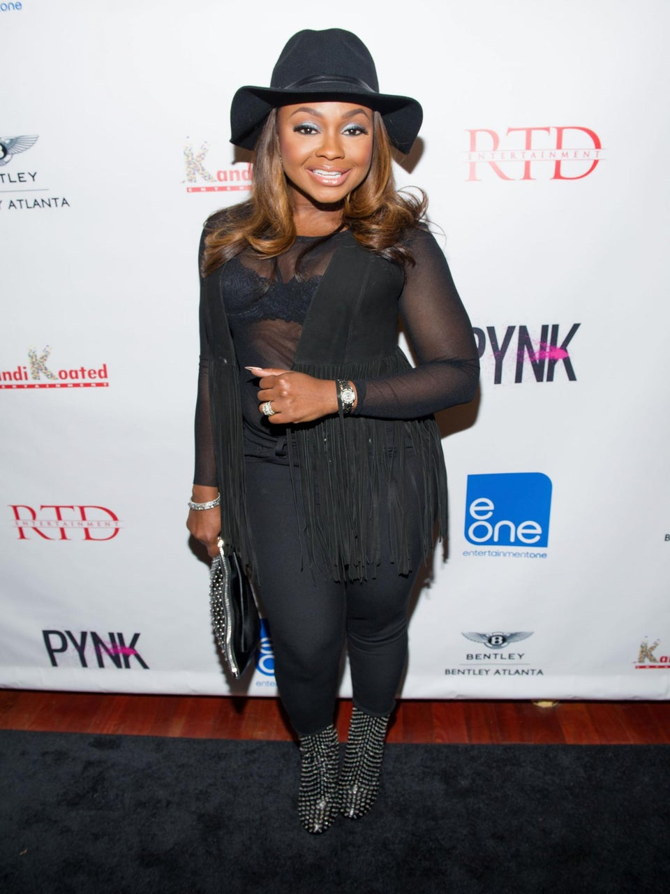 How Phaedra Parks Wants to Pass Along Her Political Background to Her Children