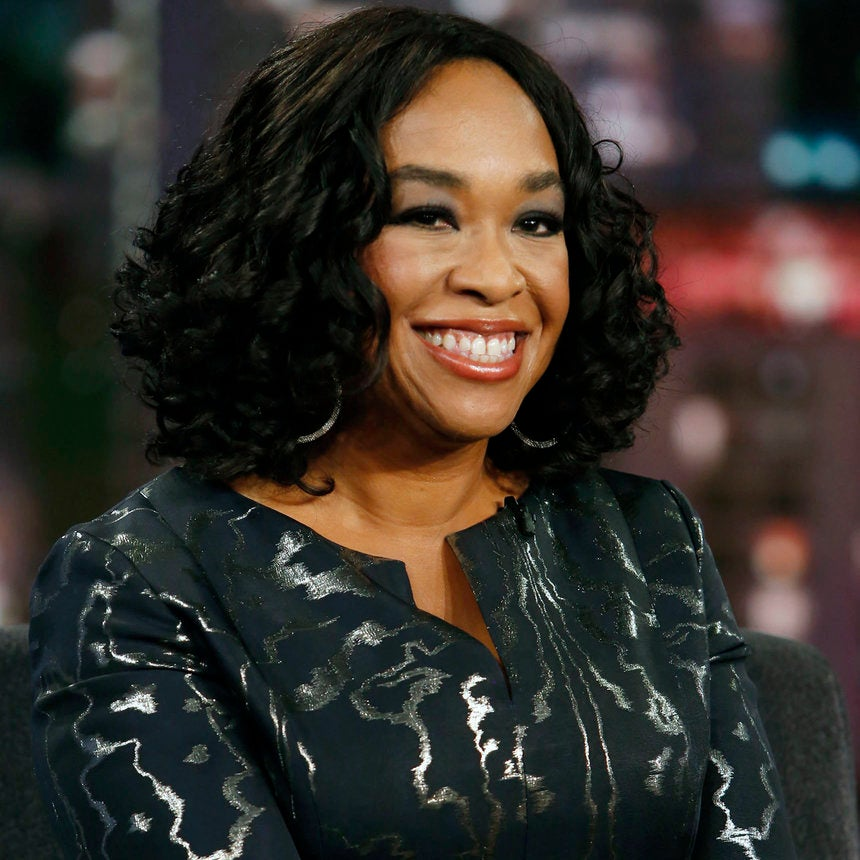 She Did Not Come To Play! Shonda Rhimes As Beyoncé Will Leave You Speechless