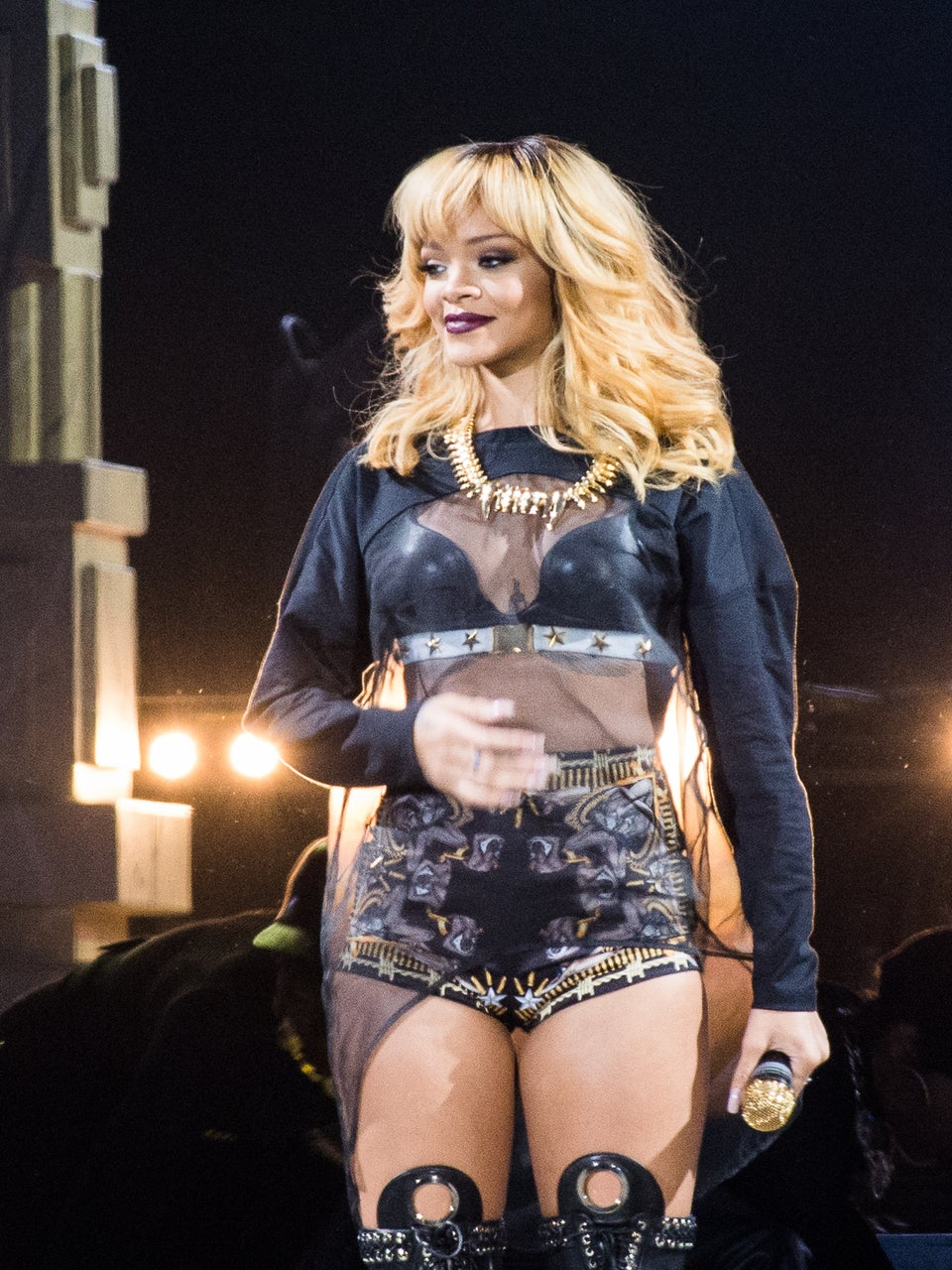 Rihanna, The Weeknd Tapped to Perform at Victoria's Secret Fashion Show