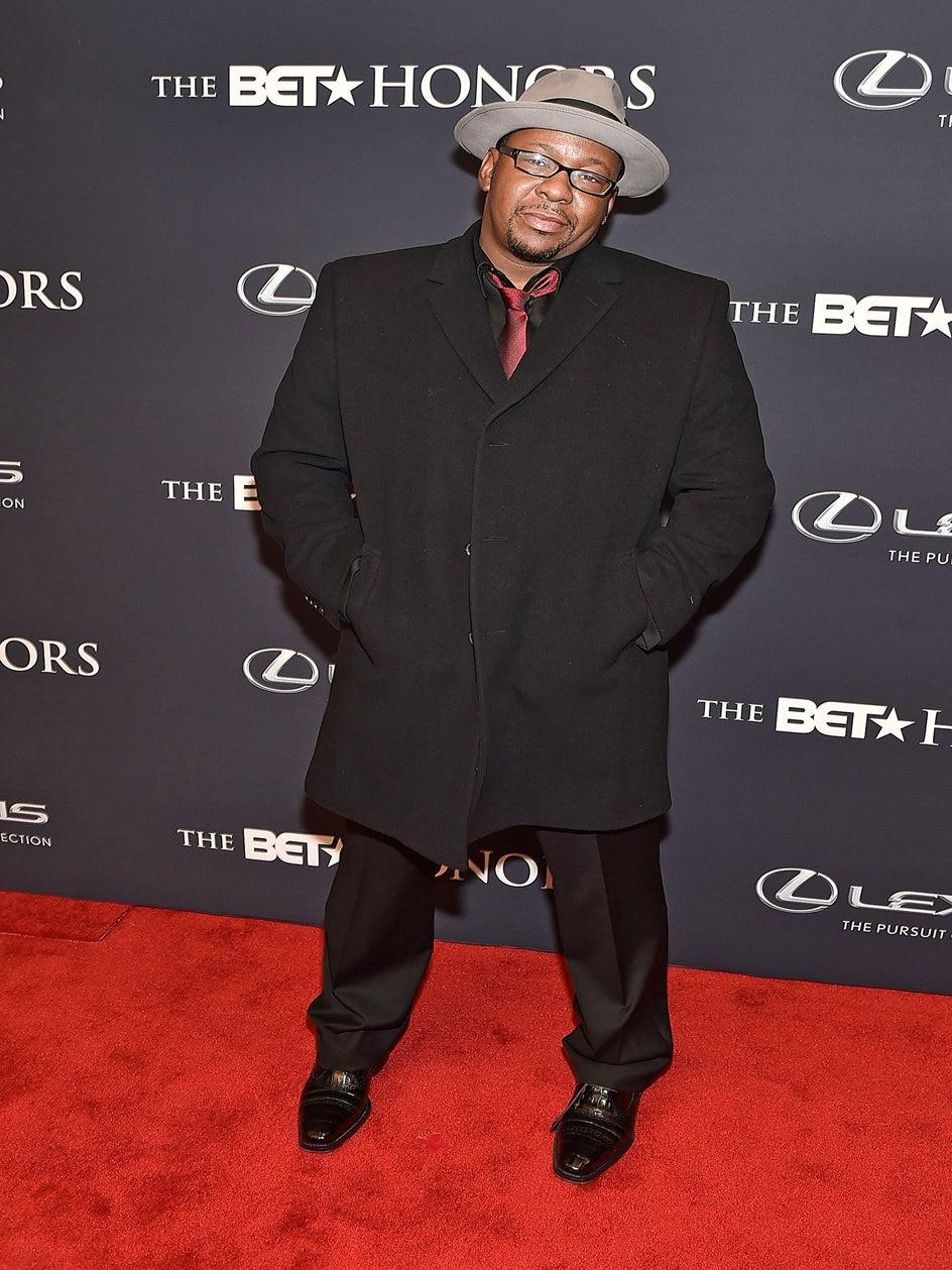 Bobby Brown Is Releasing 'Therapeutic' Memoir