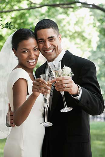 Not Good! Nearly One Third Of Couples Pay For Their Wedding With Credit