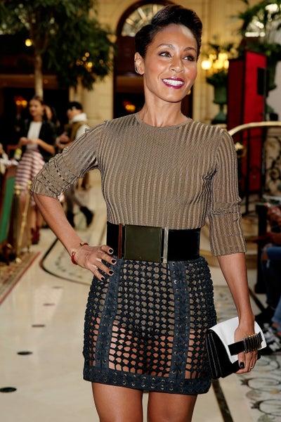 Jada Pinkett Smith Is Killing It at Paris Fashion Week