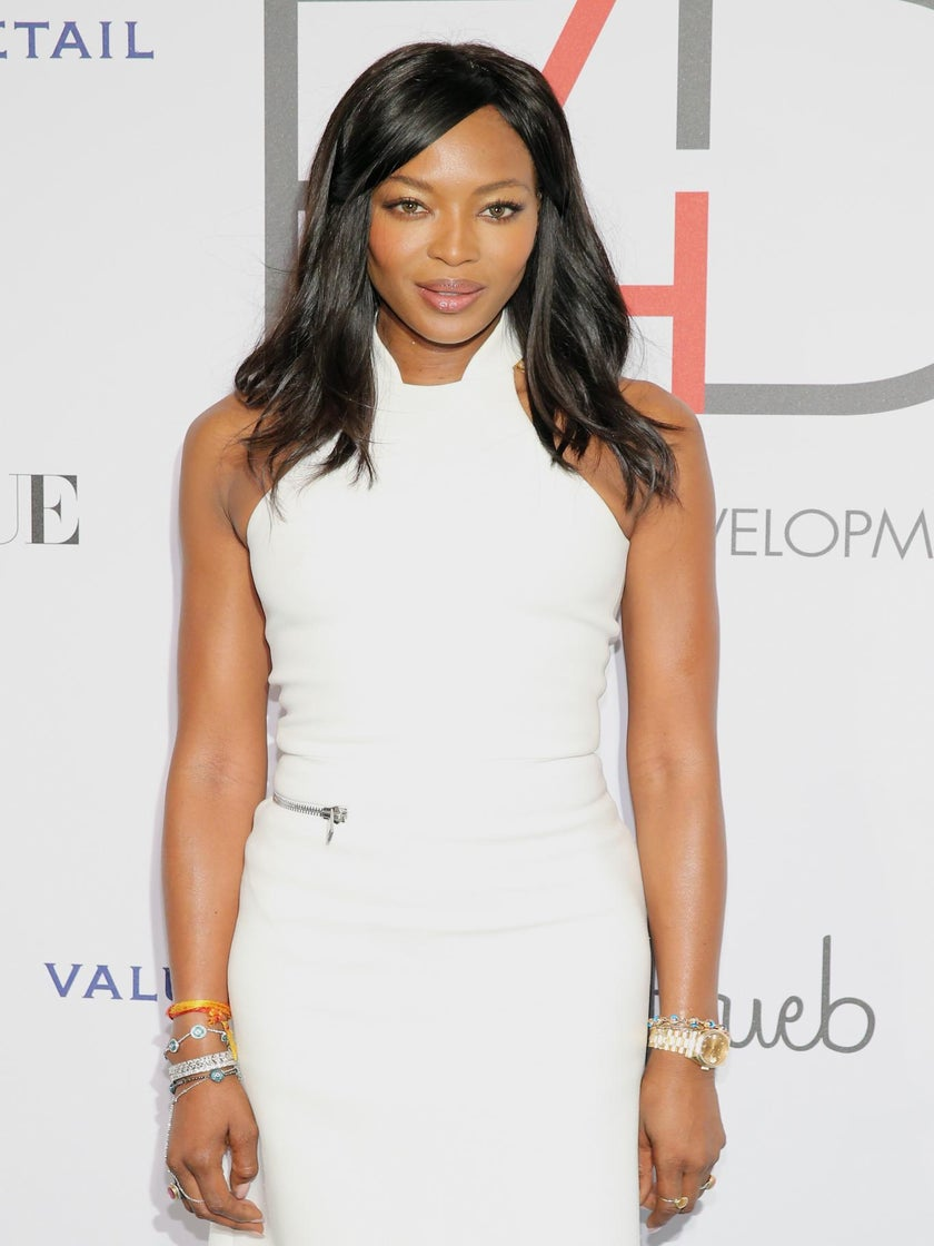 Naomi Campbell Posts More Nude Photos on Instagram