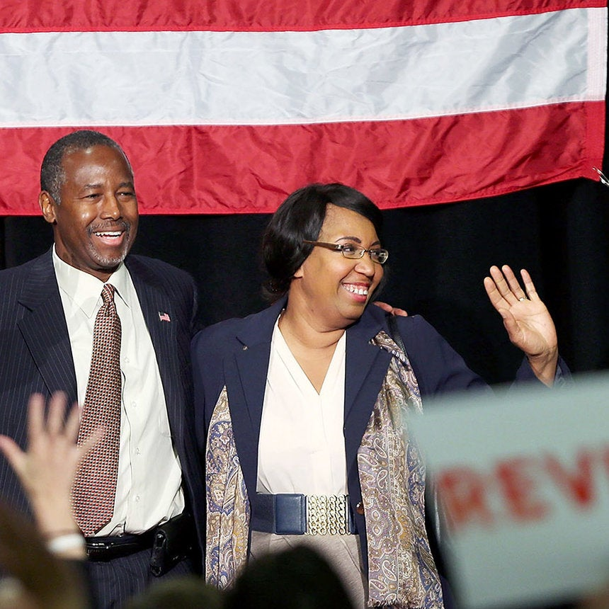 Are the Ben and Candy Carson Meme's Going Too Far?