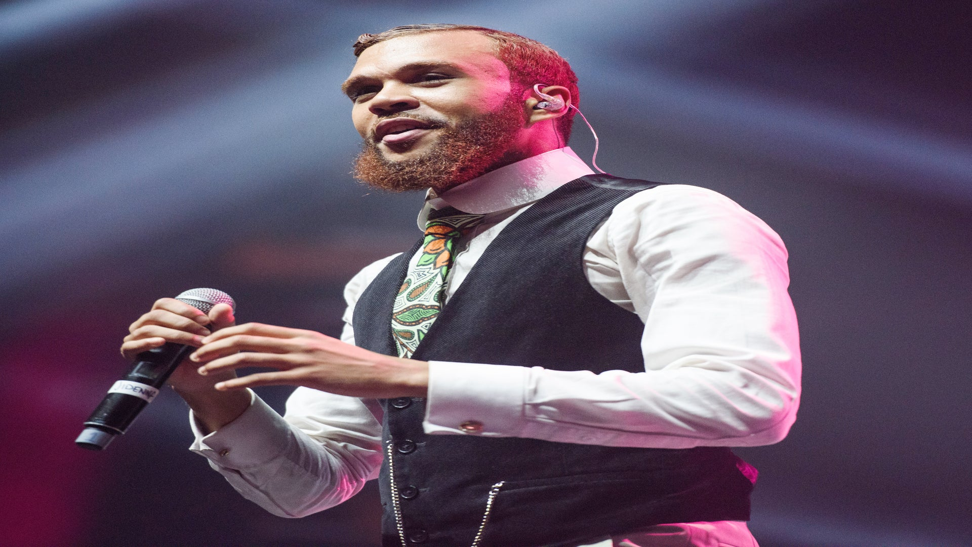 Why Does Jidenna Dress the Way That He Does? The Answer May Surprise You