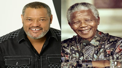 Laurence Fishburne Will Play Nelson Mandela in BET Miniseries