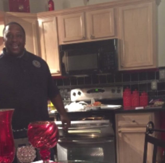 Man Bursts Into Tears After Learning His Wife Is Pregnant—After Several Miscarriages